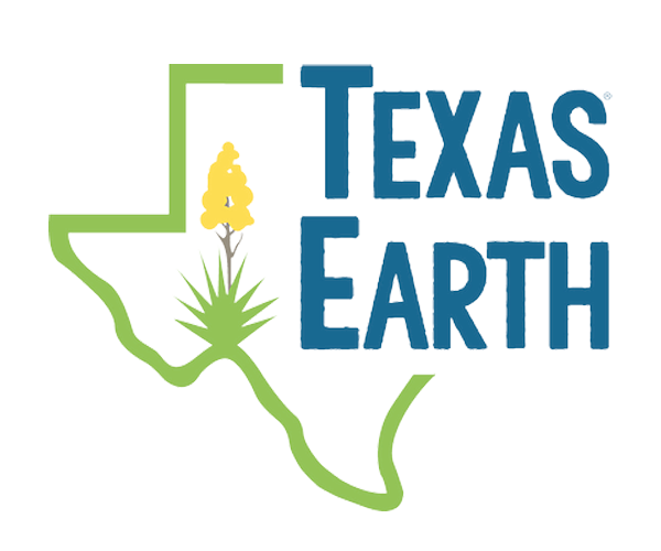 texas earth logo